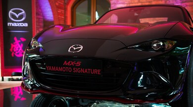 Mazda MX-5 Yamamoto Signature, spider da maestri