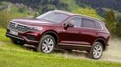 Volkswagen Touareg, salto di qualità: primo contatto su strada