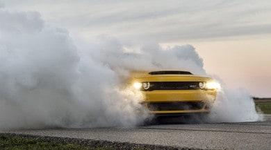 Dodge Demon HPE1000, nessuna pietà per l'asfalto