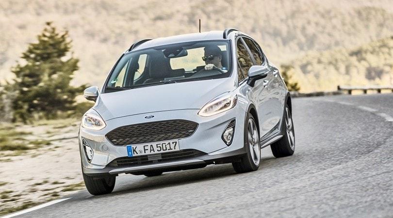 Ford Fiesta, Active: altezza mezza bellezza