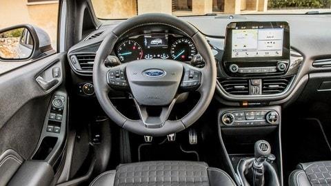 Ford Fiesta Active, velleità da crossover: foto