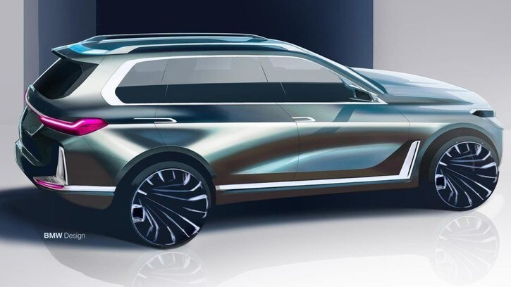 BMW X8, il super SUV bavarese arriverà nel 2020