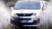 Peugeot Traveller Dangel 4x4, tuttofare inarrestabile