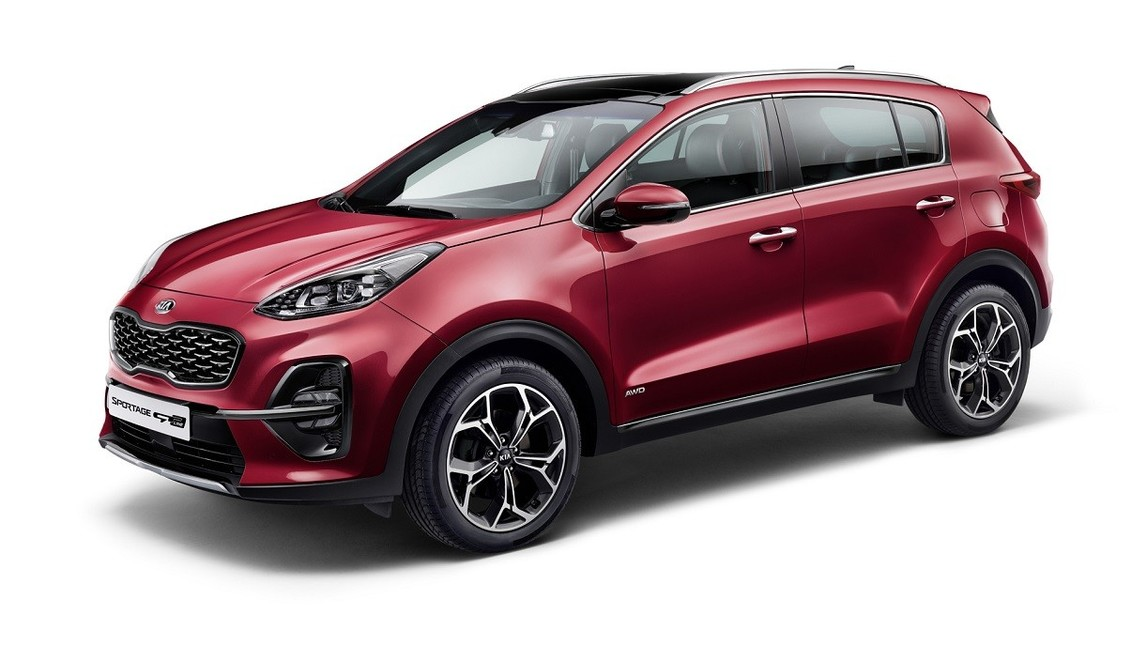 kia sportage 2018 del rinnovamento diesel e mild hybrid. Black Bedroom Furniture Sets. Home Design Ideas