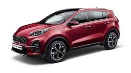 Kia Sportage, 2018 del rinnovamento: Diesel e mild-hybrid