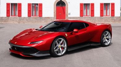 Ferrari SP38, unica per correre e stupire