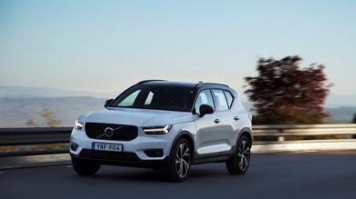 Volvo: XC40 a gonfie vele, aspettando V40 e Lynk 02