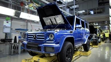Mercedes, diesel sotto accusa: emissioni falsate e richiamo in vista per 600 mila auto