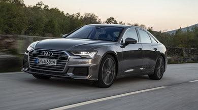 Audi A6, sportività d'alto bordo: prova su strada