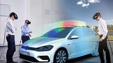Dai videogiochi e dalla realtà virtuale l'auto del futuro