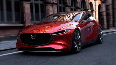 "Mazda 3, col ""superbenzina"", punterà su efficienza e design"