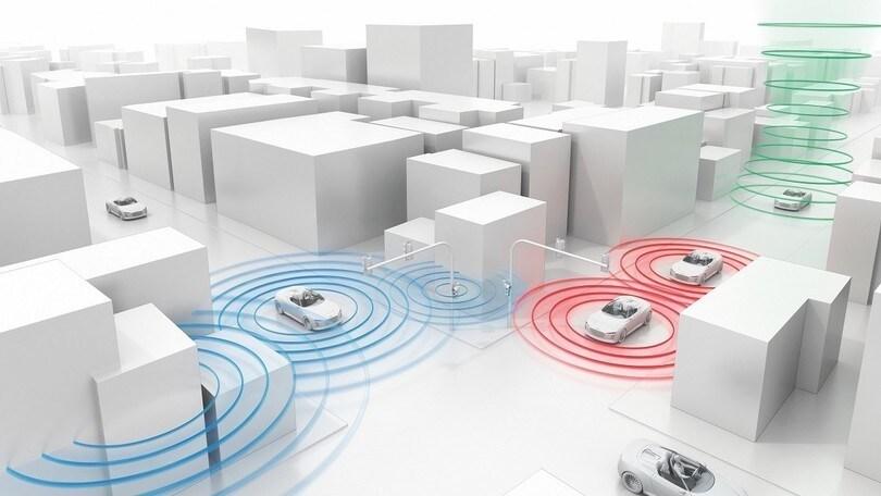 Huawei, un Ocean di dati e connessioni per l'Internet dei veicoli