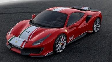 488 Pista Piloti Ferrari, a Le Mans 24 ore al giorno
