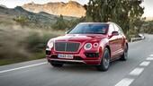 Bentley Bentayga, una Speed per essere più GT