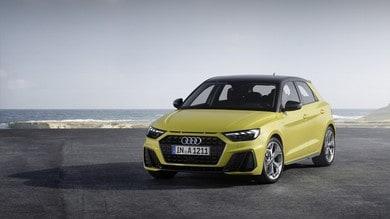 Nuova Audi A1 Sportback, dinamismo incontenibile