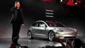 Nel 2023 la piccola Tesla per sfidare BMW i3 e VW I.D.