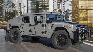 AM General NXT 360, lunga vita all'Humvee