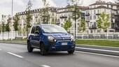 Fiat Panda Waze, navigatrice social