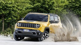 Jeep Renegade 2019, rilancio vincente con motori e ADAS