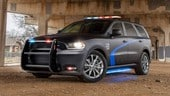 Dodge Durango Pursuit, il braccio forte della Polizia USA