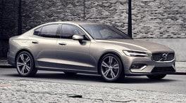 Nuova Volvo S60, lezioni di premium svedese