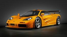 McLaren F1 LM-Specification, una delle due(!) va all'asta