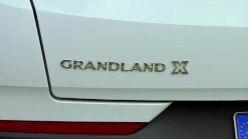 Opel Grandland X. Un cambio da 8