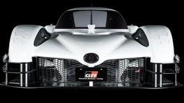Hypercar Toyota: da Le Mans alla strada