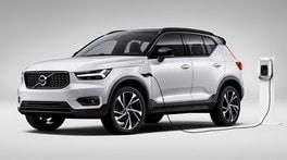 Volvo XC40, sarà lei la prima svedese al 100% elettrica