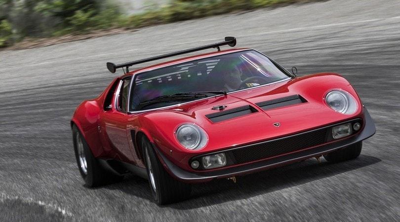 Lamborghini Miura SVR, la volpe torna a splendere