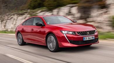 Peugeot 508,rivoluzione coupé: la prima prova su strada