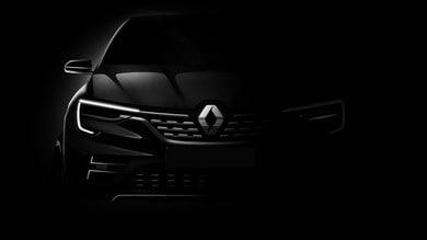 Renault, tempo di crossover coupé: dalla Russia con amore