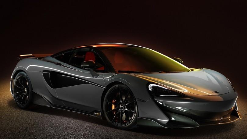 McLaren 600LT, le prestazioni hanno la coda lunga