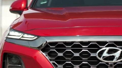 Hyundai Santa Fe, la prova