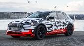Audi e-tron prototipo, benvenuti a bordo: le prime immagini degli interni