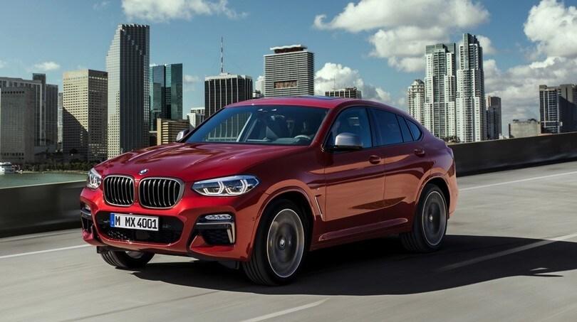 Nuova BMW X4, chiamatela Sav coupé: la prova