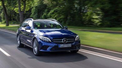 Mercedes Classe C 2018, la prova: nuovimotori e mild hybrid contro le polemiche