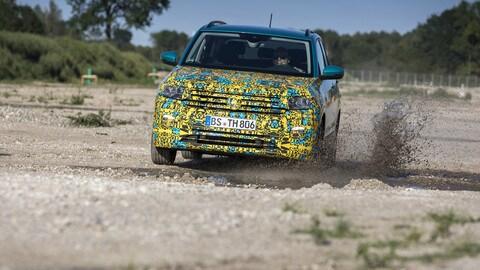 Volkswagen T-Cross: chiamatela Crossover
