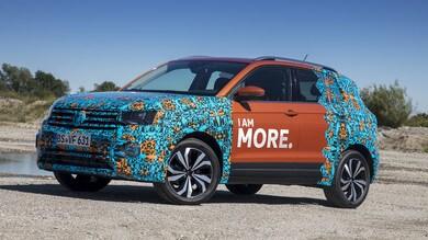 Volkswagen T-Cross, la nostra prova in anteprima