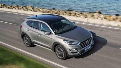 Hyundai Tucson 2018, rilancio dabest seller: prova