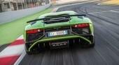 Lamborghini Aventador SVJ, una Jota da primato