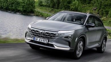 Hyundai Nexo, primo contatto con la Fuel Cell coreana