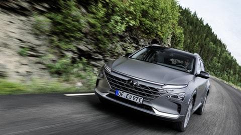 Hyundai Nexo. L'idrogeno efficiente