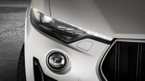 Maserati Levante GTS: foto