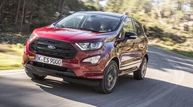 FordEcosport AWD, il Suv compatto non ha limiti: prova