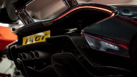 Lanzante P1 GT: foto