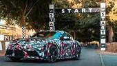 Nuova Toyota Supra, a Goodwood la prima in pubblico