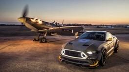 Eagle Squadron, Mustang GT mette le ali