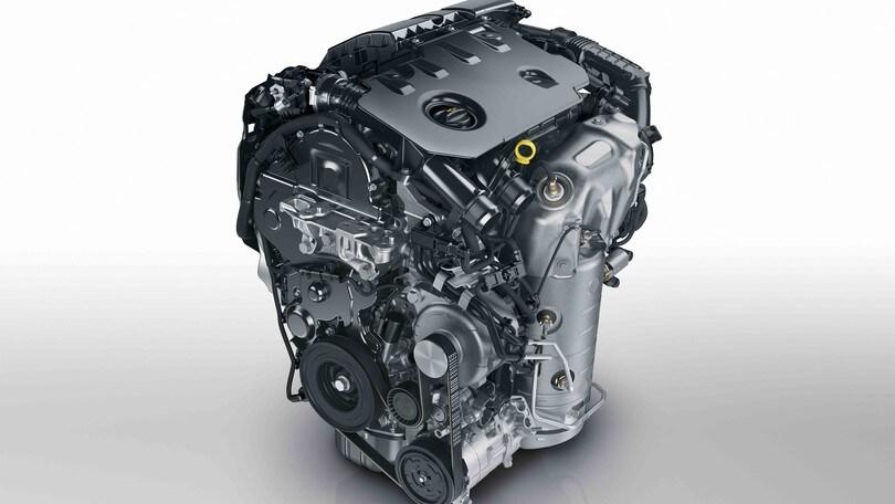La tecnica del motore Opel 1.5 turbodiesel