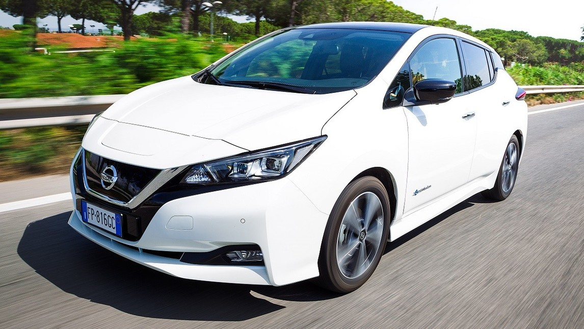 Nissan Leaf E-Plus, prestazioni e autonomia extra - Auto.it